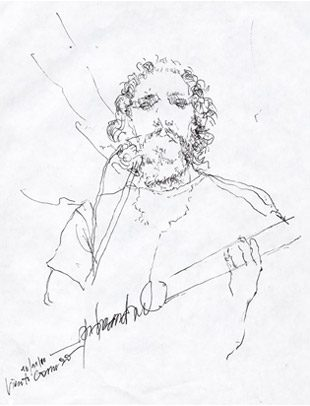 retrato por Nikolás Aúd