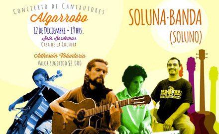 Soluna·banda <br />2014.