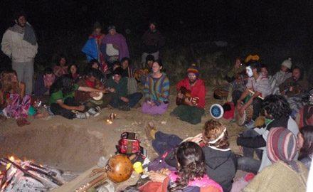 Encuentro Arcoiris<br/>Ángol 2010.